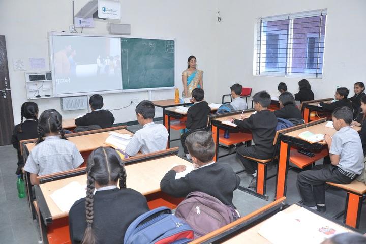 Vidyodaya International School-Classroom