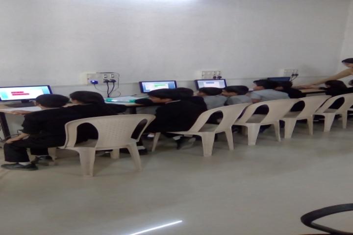 Vidyodaya International School-Computer  lab