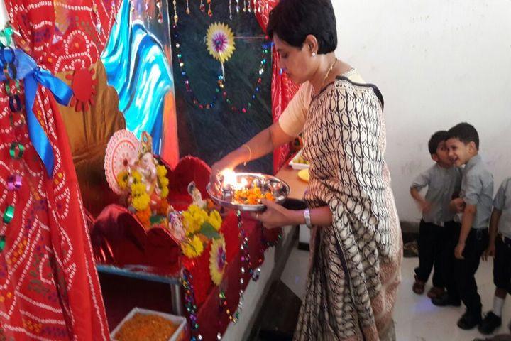 Vidyodaya International School-Festive Celebration