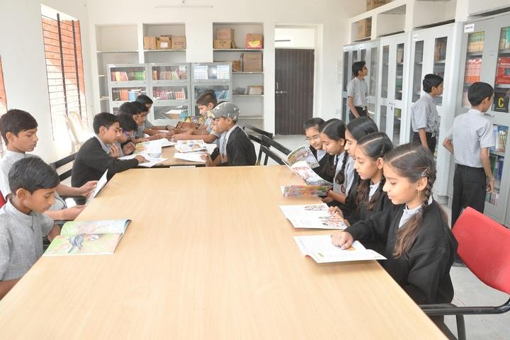 Vidyodaya International School-Library