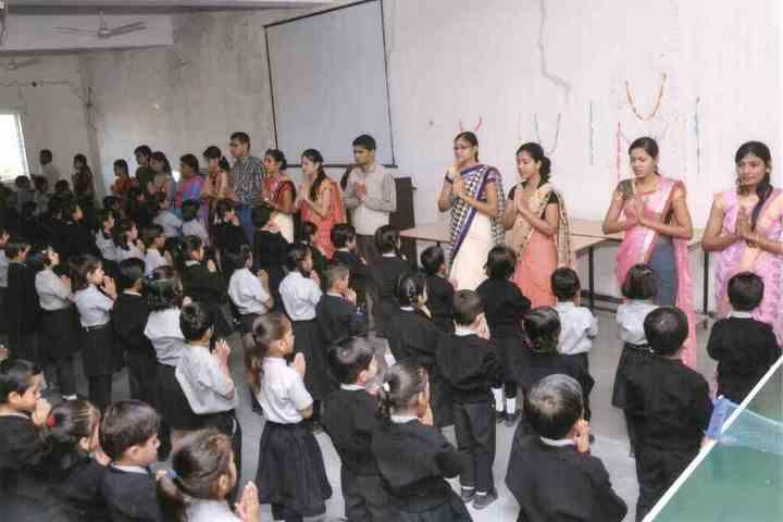 Vidyodaya International School-Prayer room