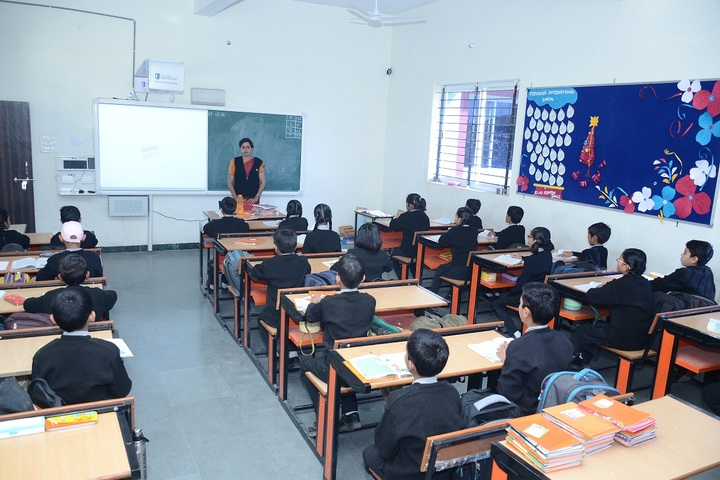 Vidyodaya International School-Smart classroom