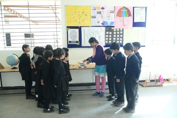 Vidyodaya International School-Socio lab