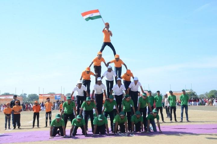 Vidyut Mandal Higher Secondary School-Group Dance