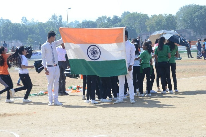 Vidyut Mandal Higher Secondary School-Independence Day
