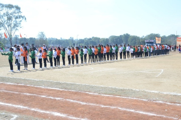 Vidyut Mandal Higher Secondary School-Play Gound
