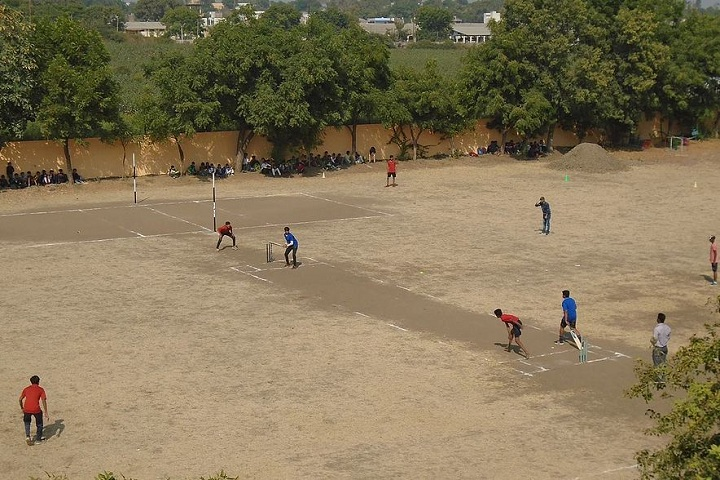 VIMLA CONVENT HIGHER SECONDARY SCHOOL-PlayGround