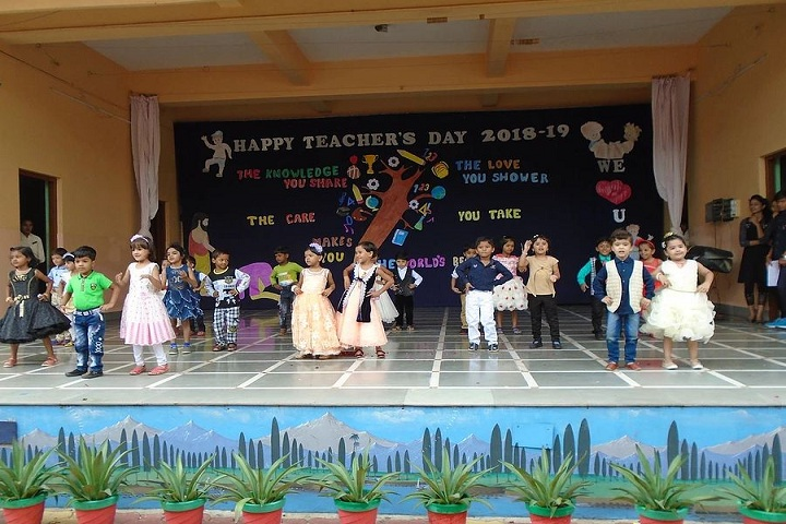 VIMLA CONVENT HIGHER SECONDARY SCHOOL-Teachers Day