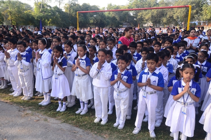 Vindhyachal Academy-Campus