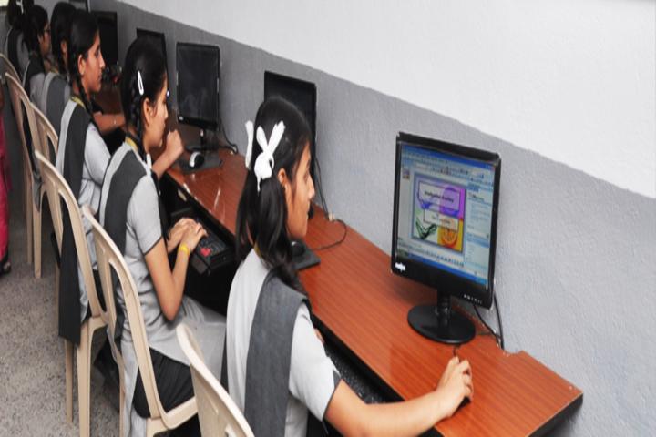 Vindhyachal Academy-Computer lab
