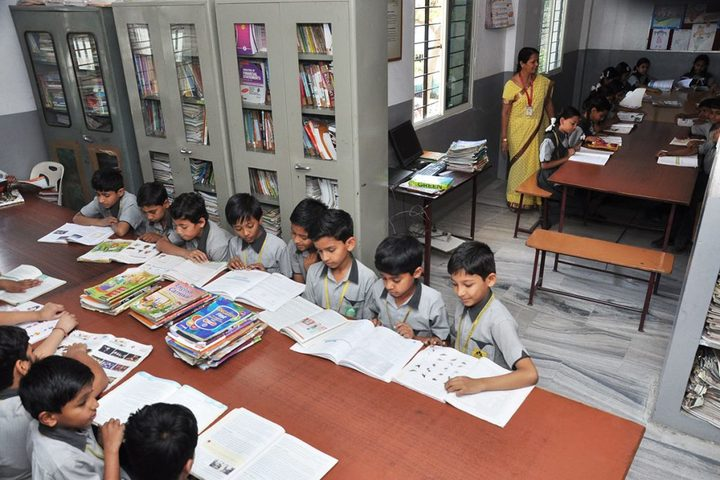 Vindhyachal Academy-Library