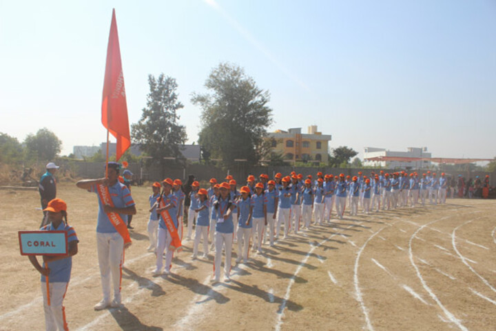 Vindhyachal Academy-Anuual Sports Day