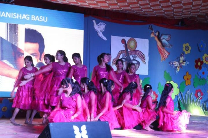 Vindhyachal Academy-Dance