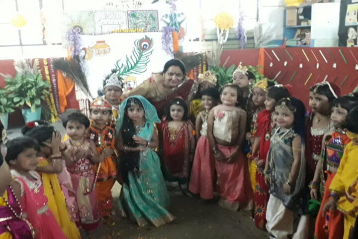 Vindhyachal Academy-Fance Dress