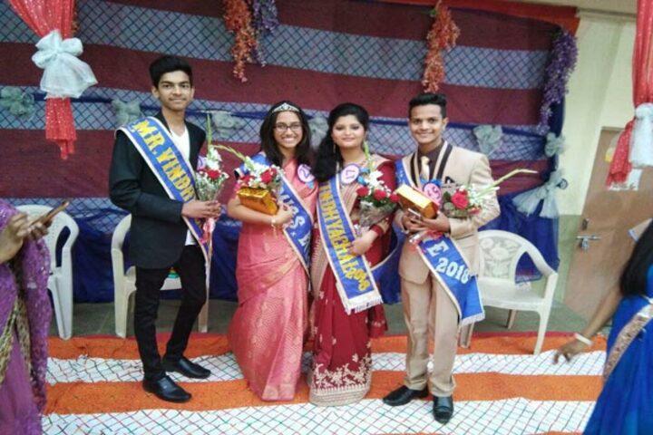 Vindhyachal Academy-Farewell