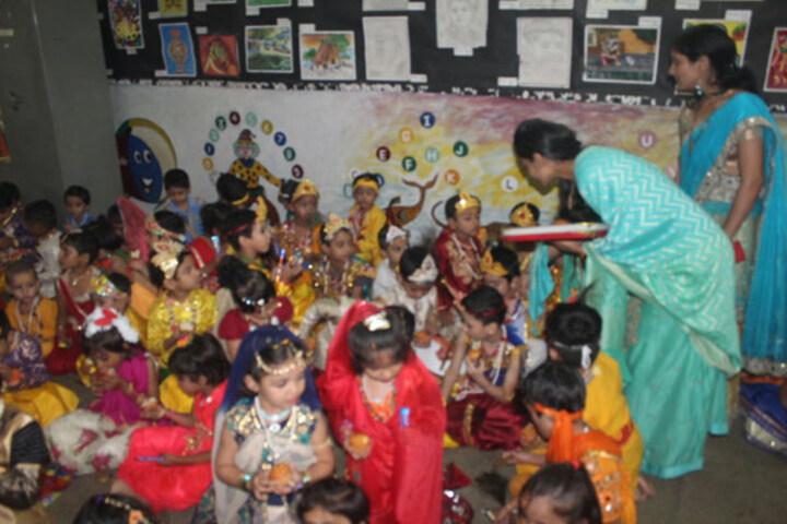 Vindhyachal Academy-Festive Celebrations