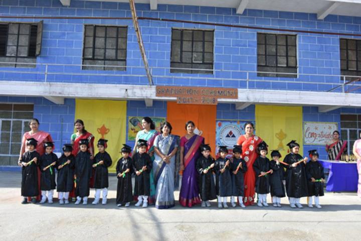 Vindhyachal Academy-Graduation day