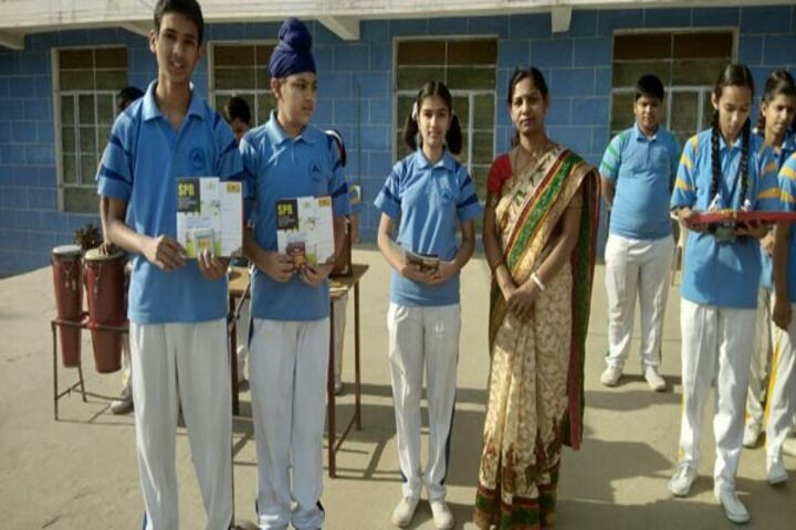 Vindhyachal Academy-Prize Distribution