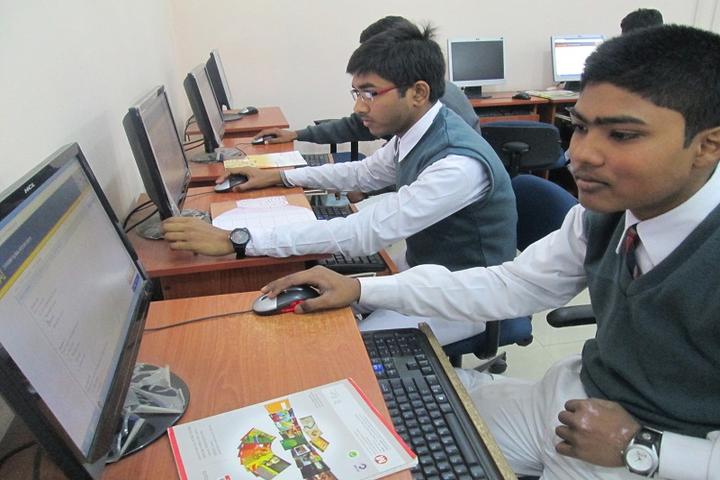 Campus Public School Bihar-Computer Lab