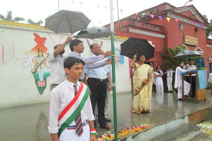 Campus Public School Bihar-Independence Day