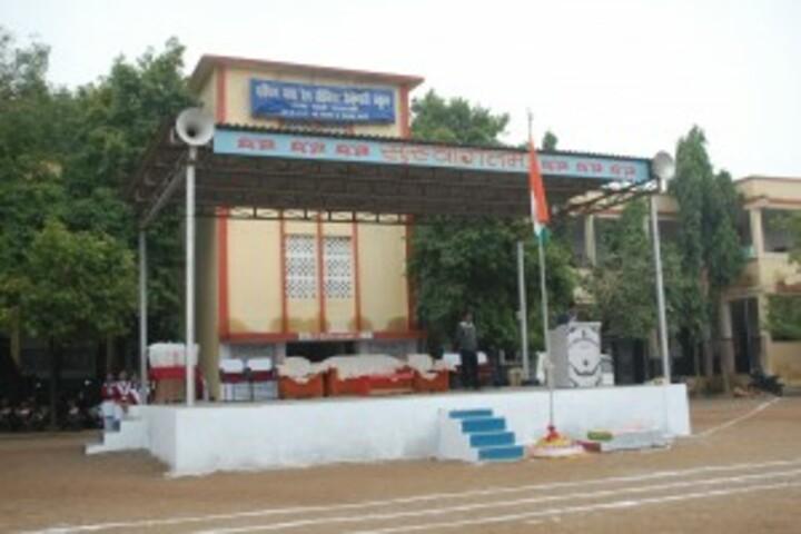 West Central Railway Senior Secondary School-Flag Hoisting