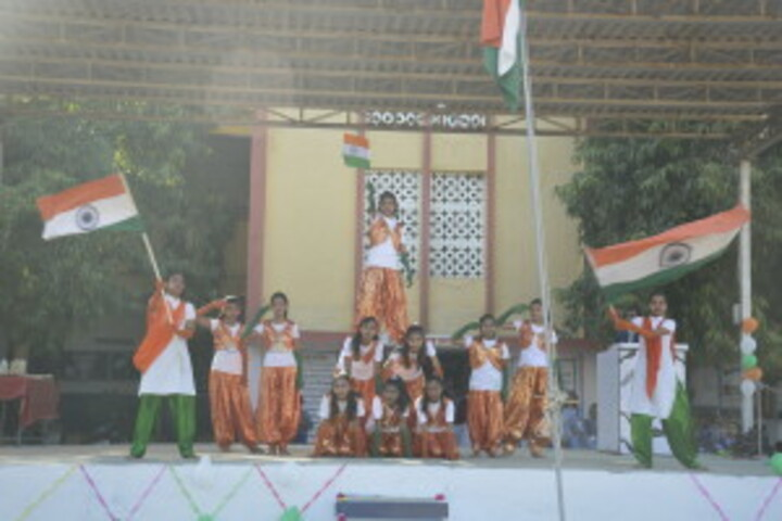West Central Railway Senior Secondary School-Independence Day