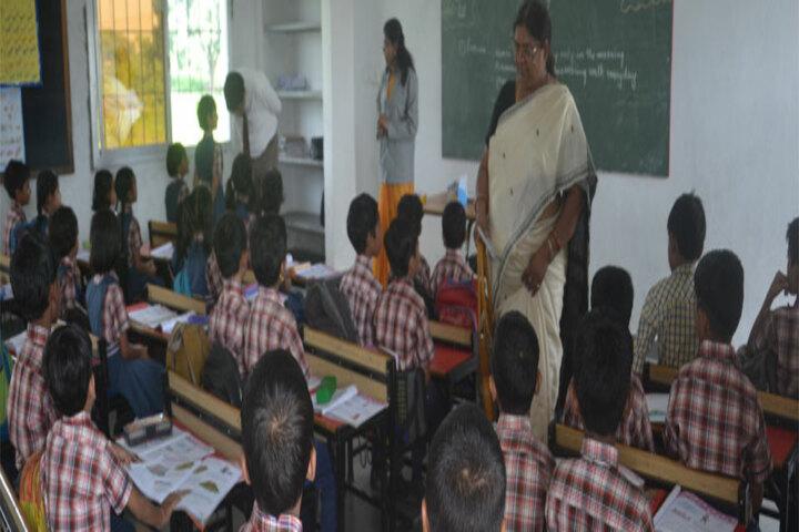 Wisdom Valley School-Classroom