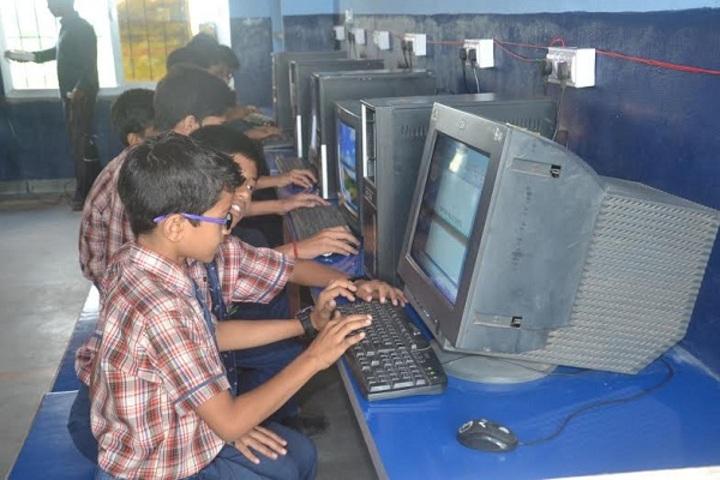Wisdom Valley School-Computer lab