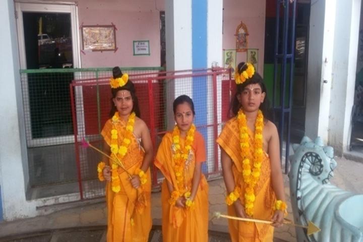 Wisdom Valley School-Festive Celebrations
