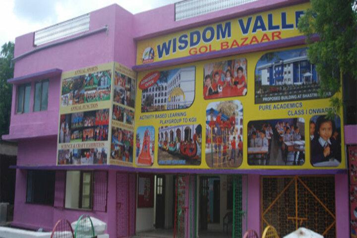 Wisdom Valley School-Kids Play area