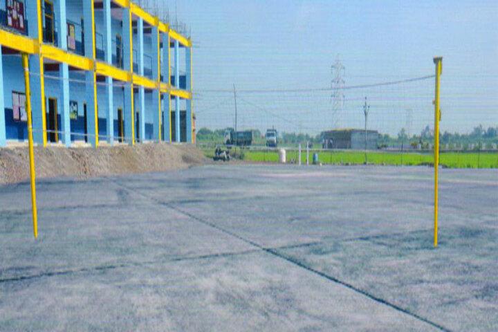 Wisdom Valley School-Play ground