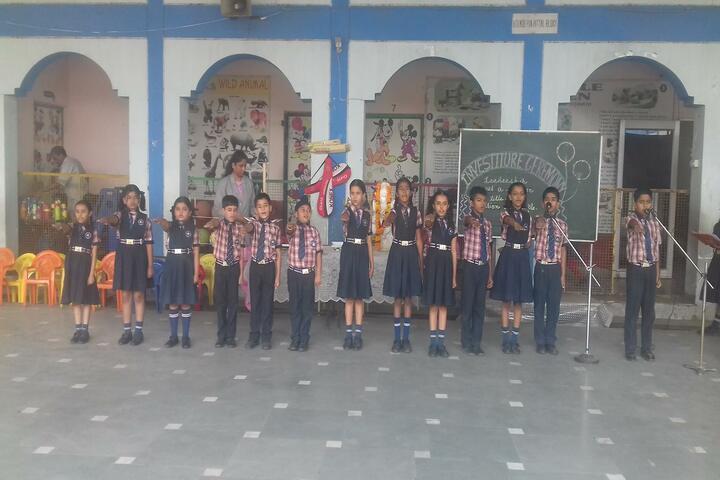 Wisdom Valley School-Pledge