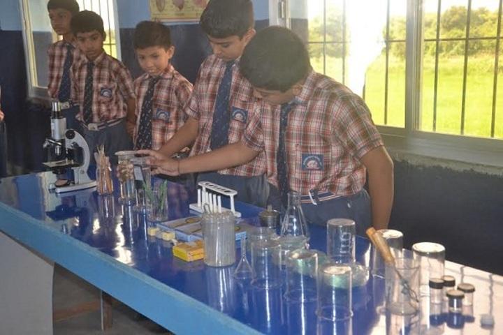 Wisdom Valley School-Science Lab