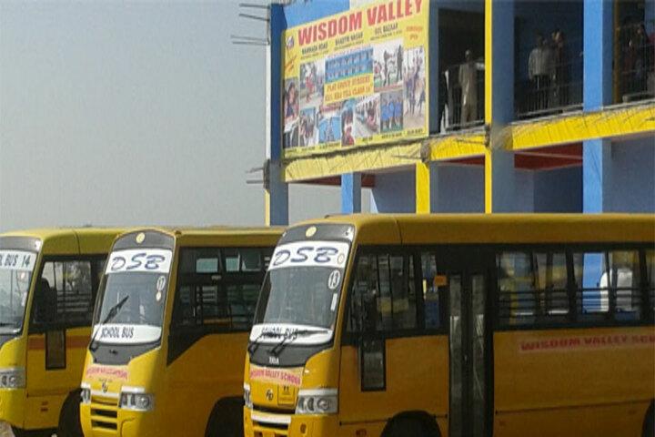 Wisdom Valley School-Transport