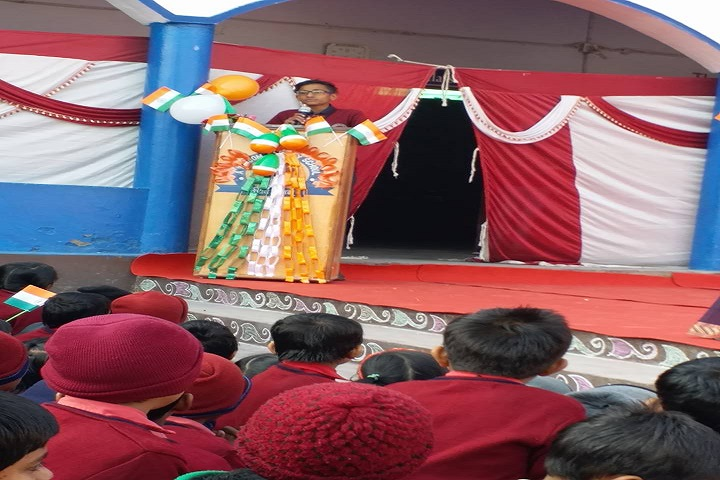 Wisdom Valley Secondary School Rewa-Speech