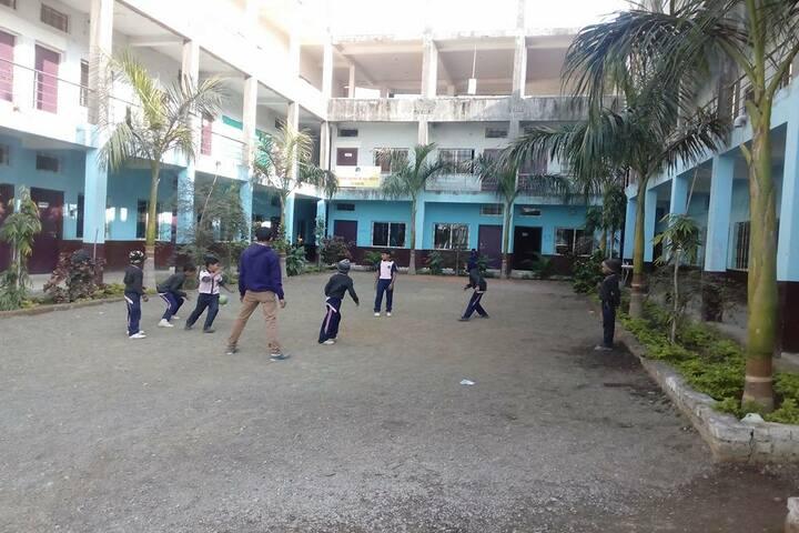 World Way School-Campus