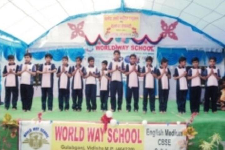 World Way School-Prayer