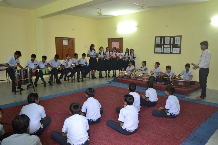 Yashwant Public School-Music room