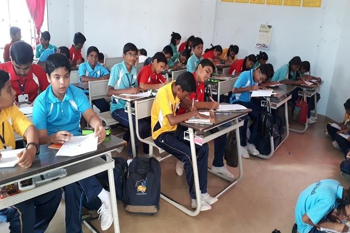 Aarya Public School-Classroom