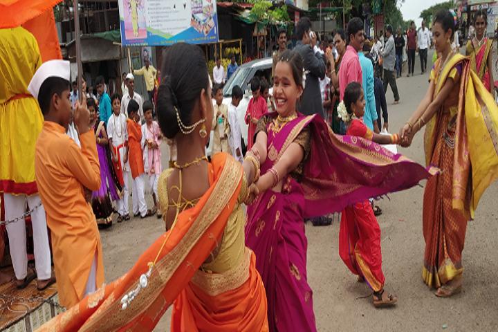 Aarya Public School-Events dance