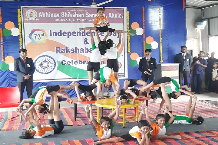 Abhinav Education Societys Vasundhara Academy-Events independance day