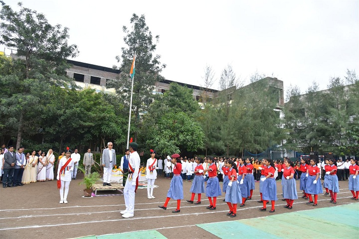 Abhinav Education Societys Vasundhara Academy-Events republic day
