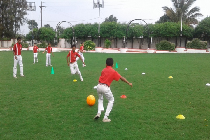 Abhinav Education Societys Vasundhara Academy-Sports football