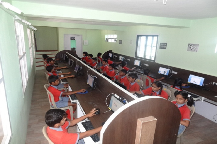 Abhinav Education Societys Vasundhara Academy-IT-Lab full view