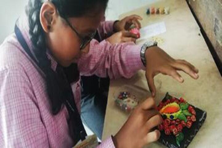 Abhyasa English School-Arts