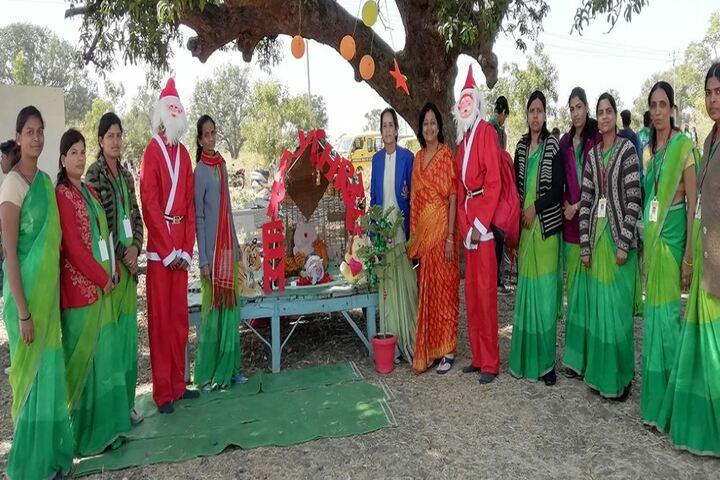 Abhyasa English School-Christmas Celebrations