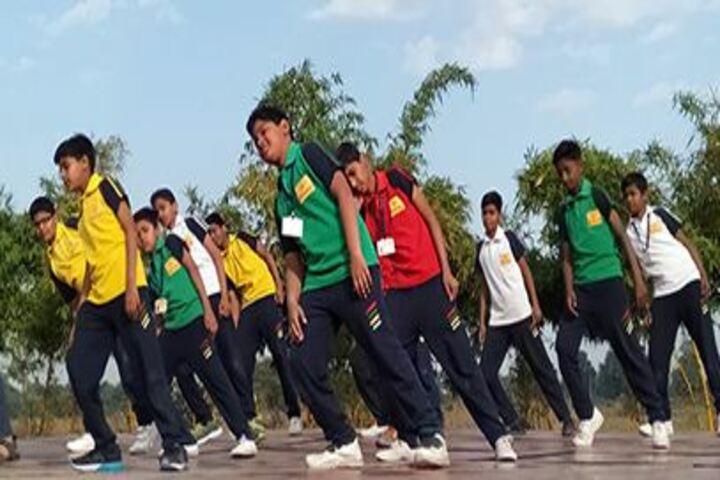 Abhyasa English School-Dance