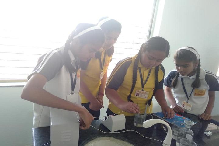 Abhyasa English School-Lab Works