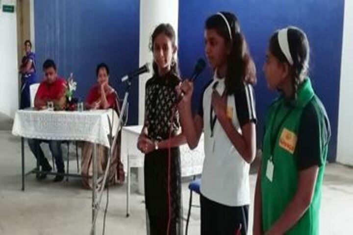 Abhyasa English School-Singing