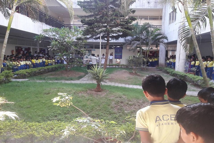 Ace Academy-Campus Area